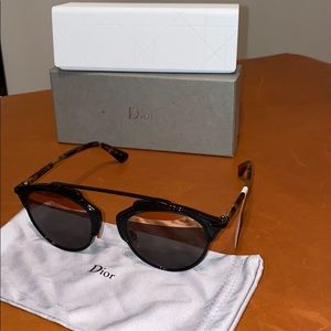 NWT Christian Dior sunglasses (Limited Edition)